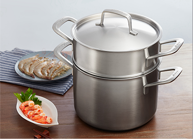 How can the stainless steel pot become more and more non sticky?