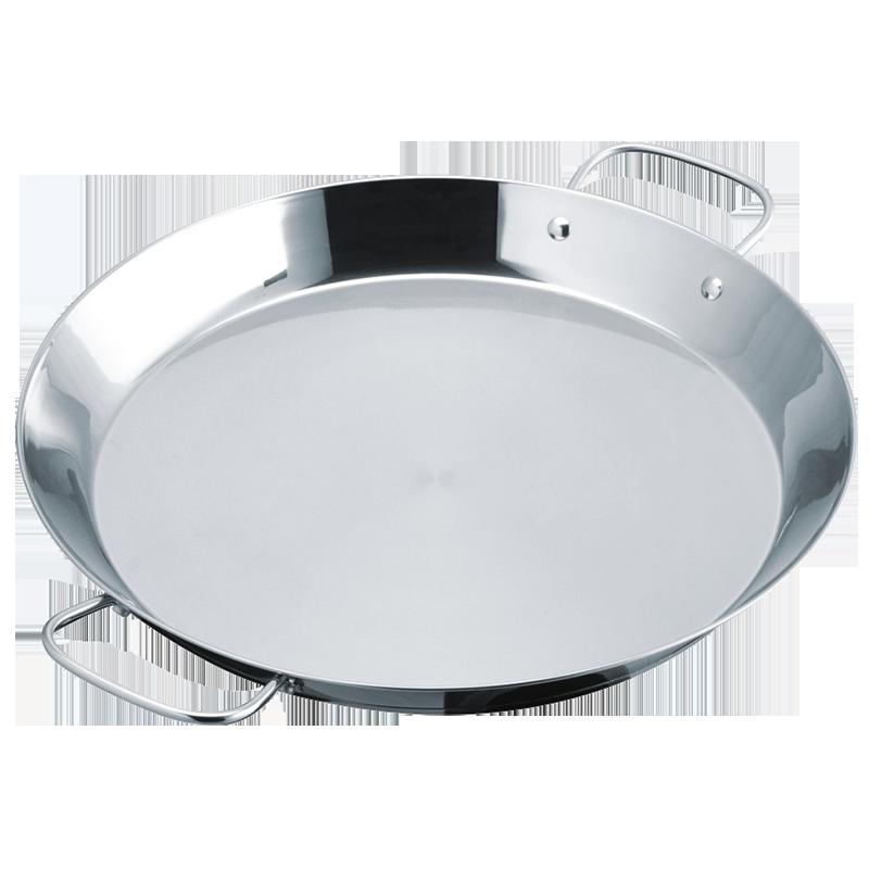 Traditional Spanish Paella Rice Mix Pan, Non-stick Frying pan