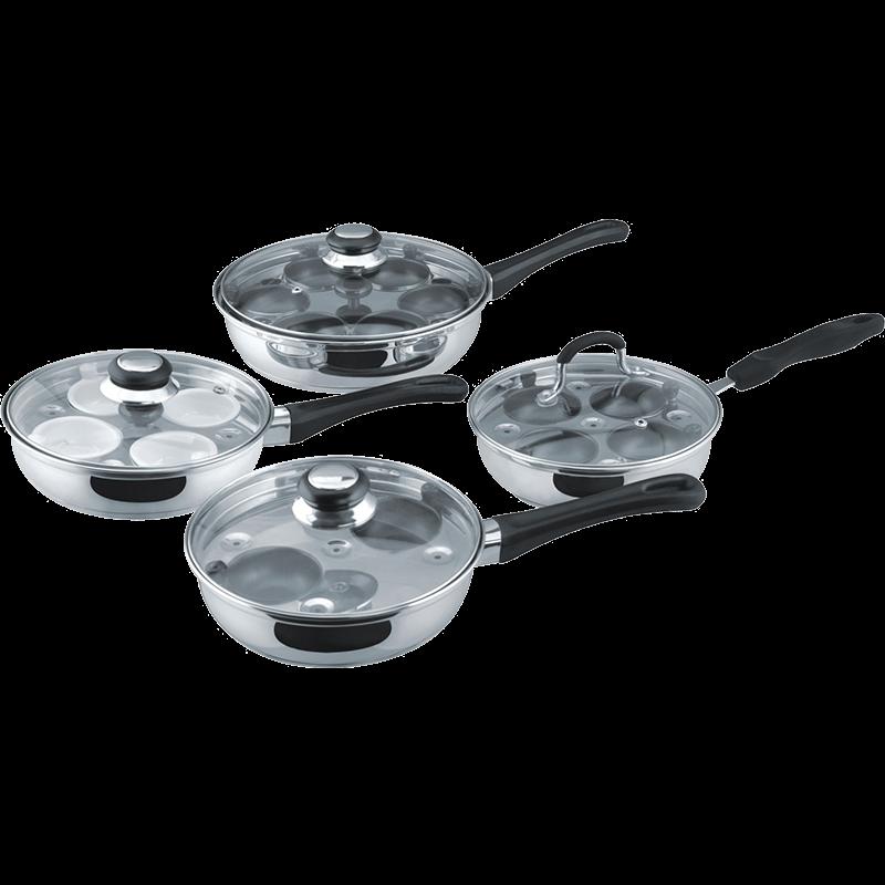 Egg poaching pan